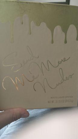 Набор матовых помад Kylie Matte Liquid Lipstick 8 штук в наборе