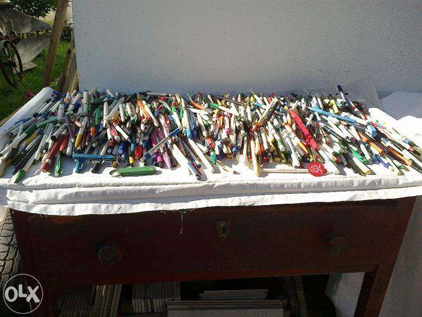 Lote de canetas