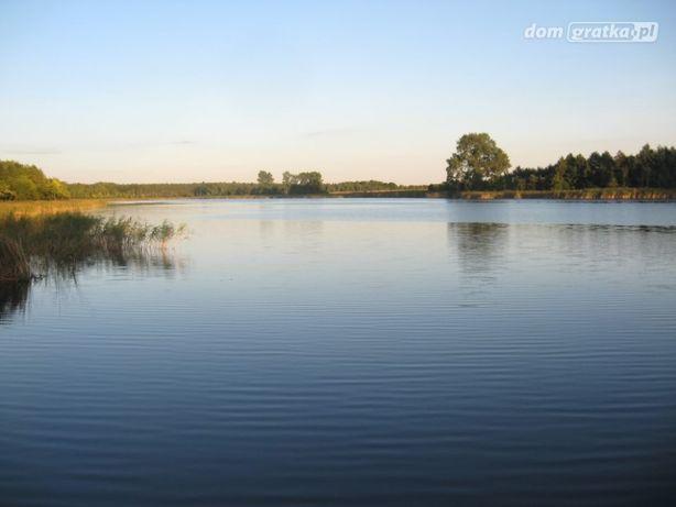 Działka 885m2 rekreacyjno-leśna, blisko jeziora