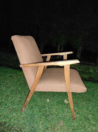 Fotele z okresu PRL - 2 szt