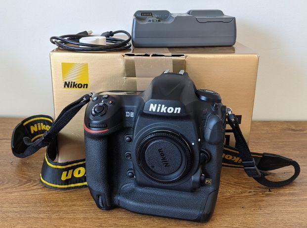 Aparat Nikon D5 - niski przebieg
