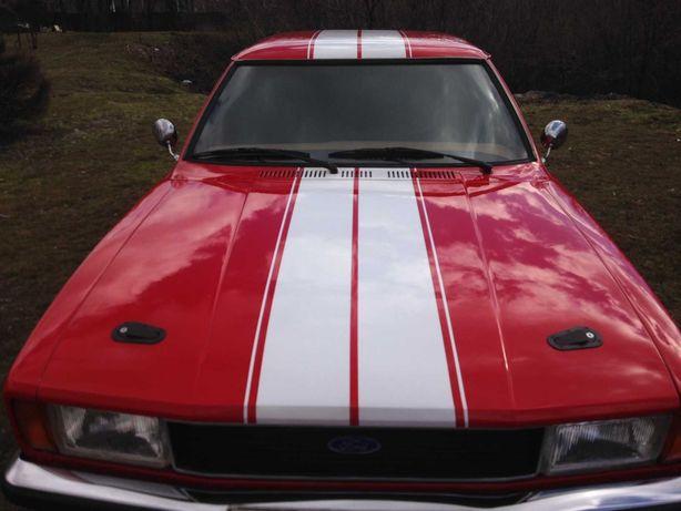 Ford Taunus после реставрации ! Идеальное состояние !