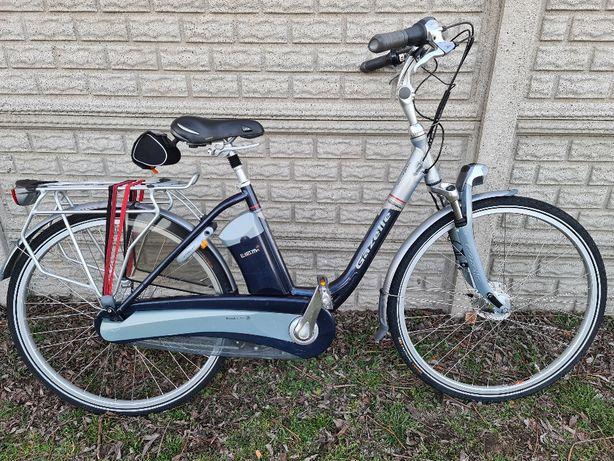 981-GAZELLE EASY GLIDER 28'' rower elektryczny sprowadzony z Niemiec