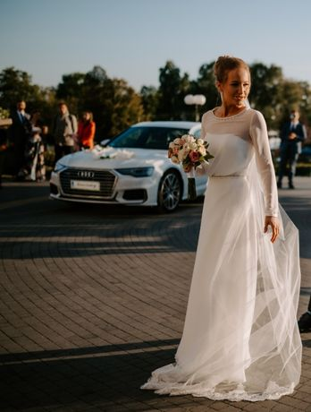 Suknia ślubna (klasyczna) Nuli Bride Pride