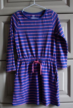 Платье тельняшка на девочку 4-5 лет H&M, Old Navy, George, Next