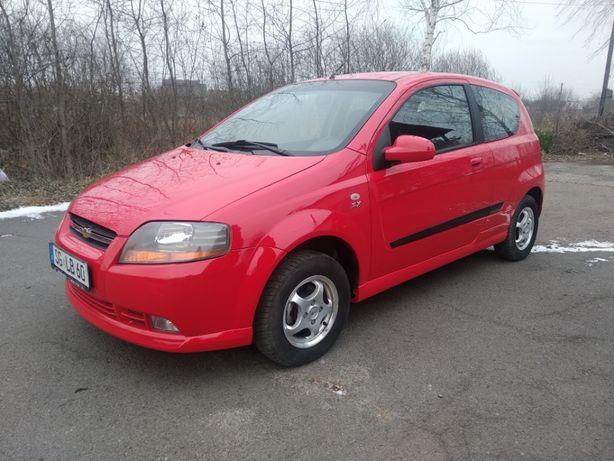 Chevrolet Kalos ( Aveo ) 1,4 бензин. 2009року. Розмитнений в Україні!