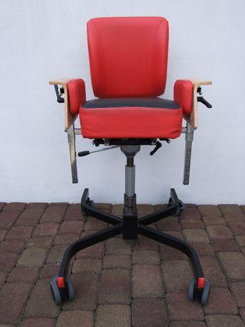 Profesjonalne krzesło obrotowe dla niepełnosprawnej osoby-ATLAS