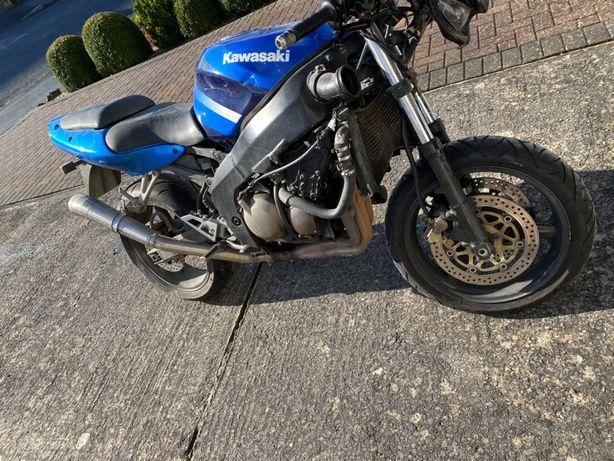 Kawasaki zx6r zamienie na cos ciekawego motorynka wsk quad cross itp
