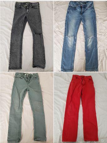 Komplet spodni chlopięcych jeansowych H&M