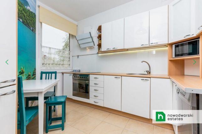 Przestronne mieszkanie 2-pokojowe 53m na Bemowie + parking + piwnica
