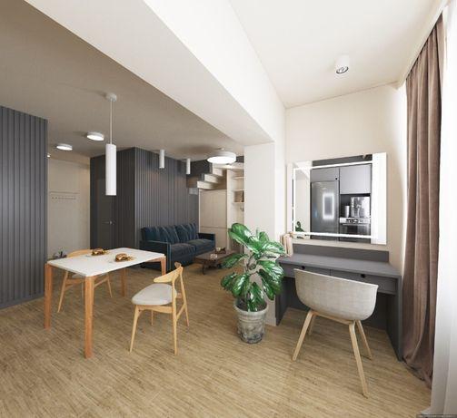 Продам 2 комнатную квартиру в новострое на Салтовке ЖК Салтовский D2N
