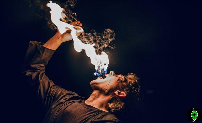 Pokaz ognia na wesele i imprezy plenerowe / Fireshow / Taniec z ogniem