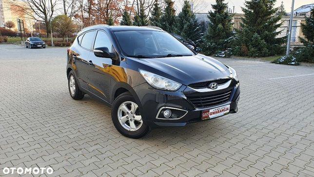 Hyundai ix35 1.6GDI 135KM 206Tkm Serwis Navi Oryginał Gwarancja 15miesięcy!!!