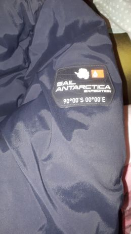 Куртка Sail Antarctica Мужская!