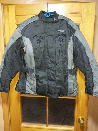 Мото куртки (экиперовка)женские (байкерские)
