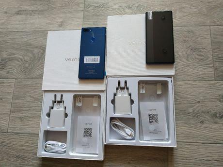 """Смартфон Vernee Mix 2 Blue Black 6"""", 4/64 Gb,Helio P25,4200 mAh наличи"""