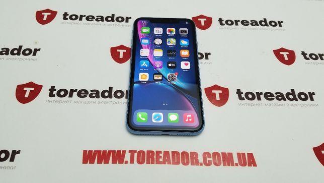 Apple iPhone XR 128gb Blue Neverlock 450$ X/Xs/XS Max/11 Pro/Se 2/7/8+