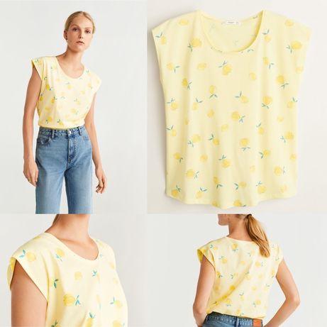 Футболка манго футболка mango на девочку