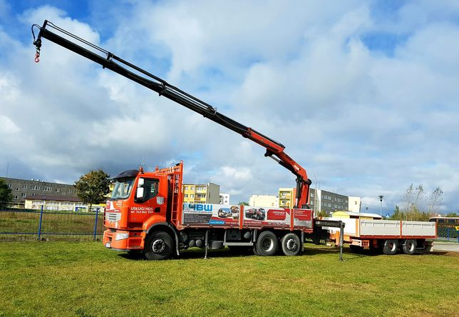 Hds usługi hds transport kontenery materiały budowlane