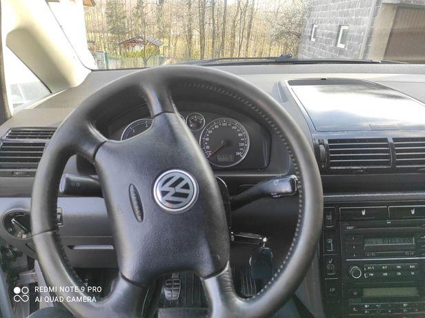 VW Sharan wersja 7 foteli
