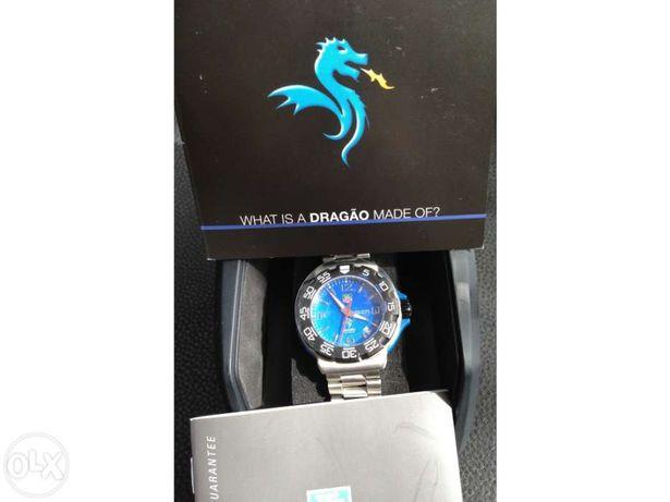 Relógio Tag Heuer F1 Estádio do Dragão novo sem qualquer uso na caixa