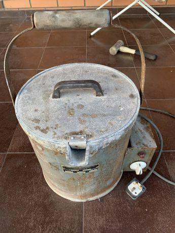 Тигельная плавильная печь Controlled Equipments LTD London