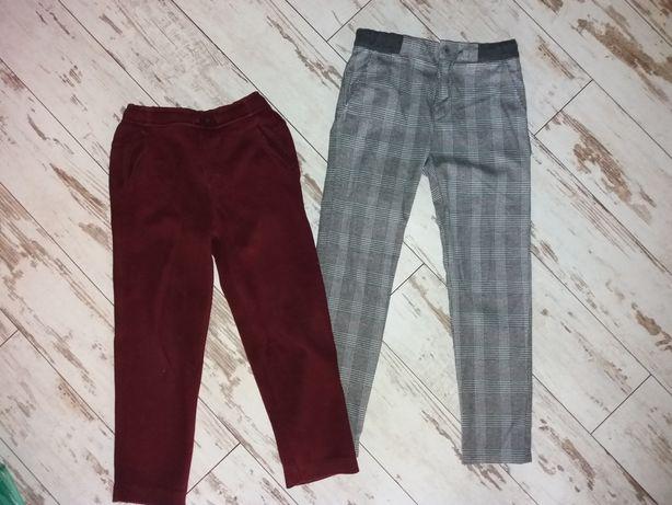 Spodnie chłopięce ZARA 128/134cm