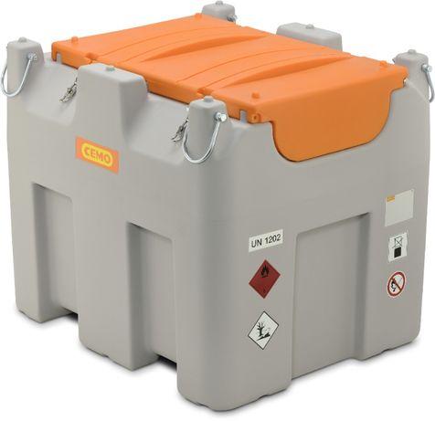 Zbiornik do oleju napędowego - mobilny z ADR - niemiecka jakość