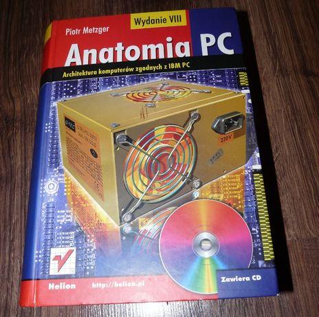 Anatomia PC. Wydanie VIII - Piotr Metzger