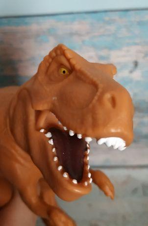 Динозавр Dragon toys силикон