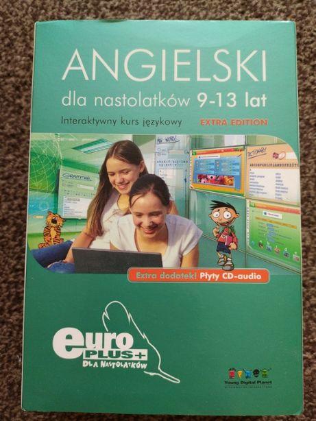 Angielski dla nastolatków 9-13 lat, kurs angielskiego