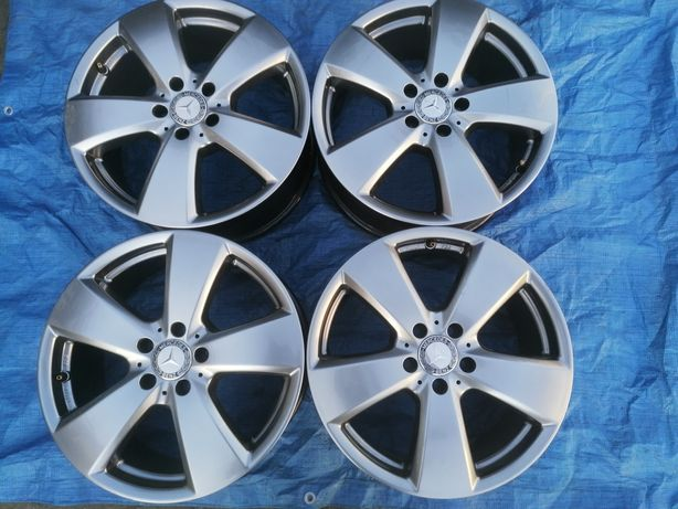 Felgi aluminiowe 18 5x112 Mercedes ML Vito Viano