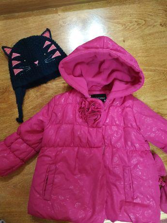 Куртка, курточка демісезонна 86-92