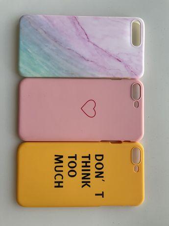 Capas de iphone 7 plus/ 8 plus