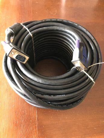 Kabel monitorowy 30 mb