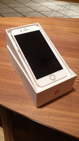 iPhone 7 128gb Guess Złoty Róż Golden Rose