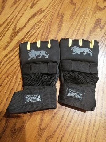 Rękawiczki żelowe Lonsdale