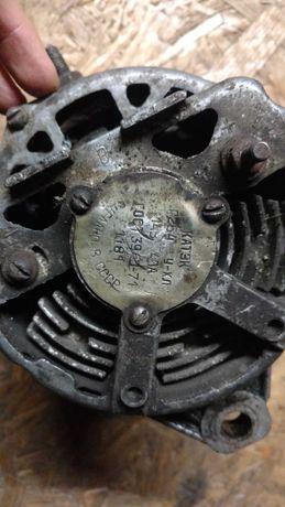 Генератор Г 254 У-ХЛ с шкивом