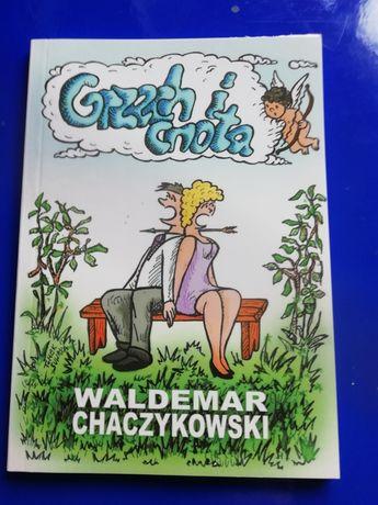 Grzech i cnota Waldemar Chaczykowski
