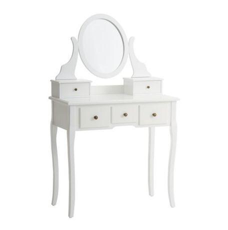 Toaletka + krzesło