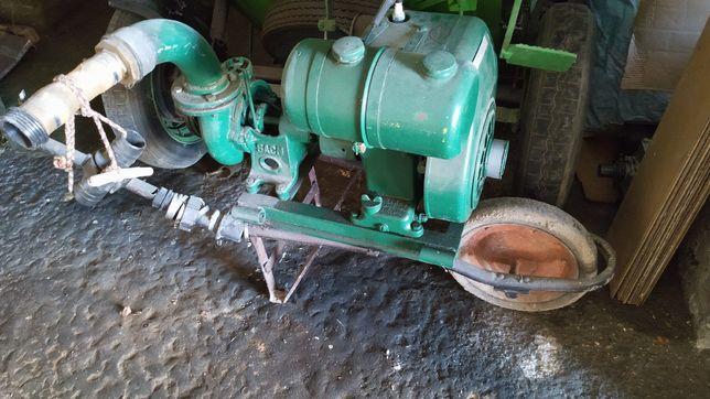Motor de rega Villers