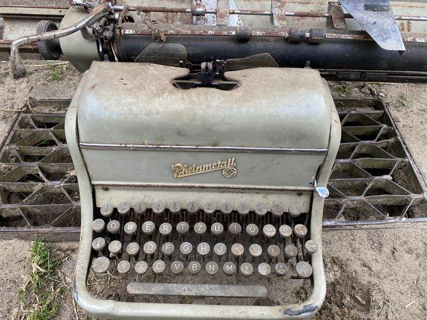 Maszyna do pisania Rheinmetall