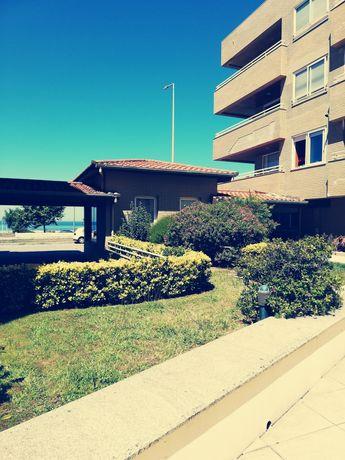 Apartamento T1 Espinho Mar - 1°Linha da Praia