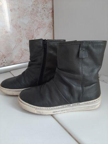 Демисезонные ботинки для девочки р.31