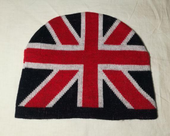 Продам спортивную шапочку с Британским флагом