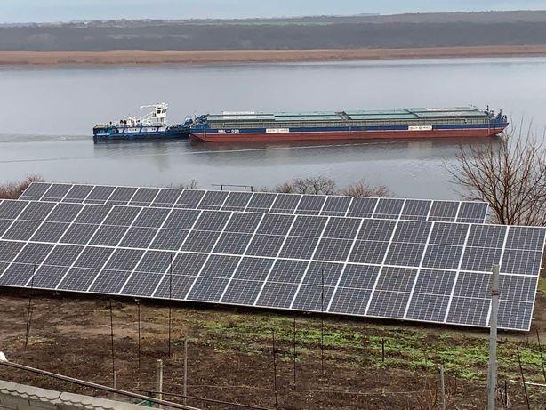 Продается 2 эт. дом село Баловное с солнечными панелями 40 кВт