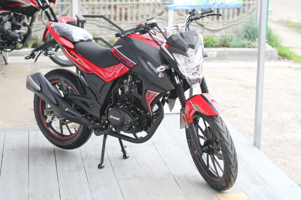 Мотоцикл Spark SP200R-28 NEW 2020 без передоплат Жашков - изображение 1