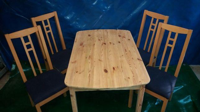 Stół z krzesłami (2 lub 4)
