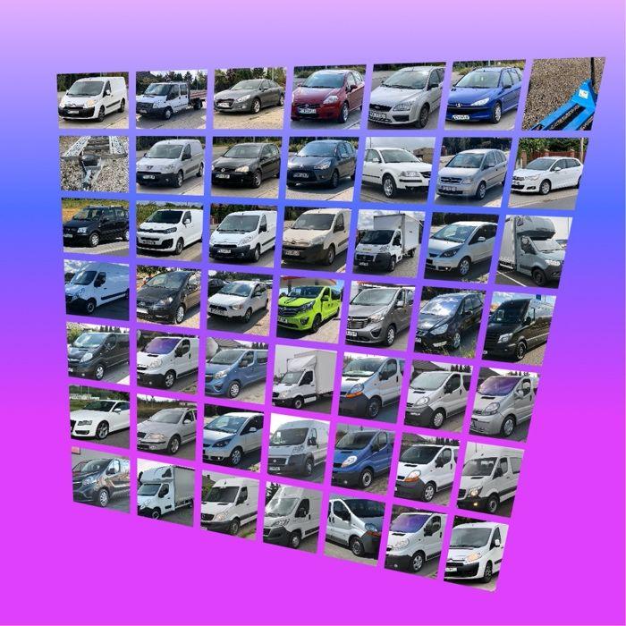 Wynajem wypożyczenie samochodu wypożyczalnia samochodów busa auta aut Trzemeszno - image 1