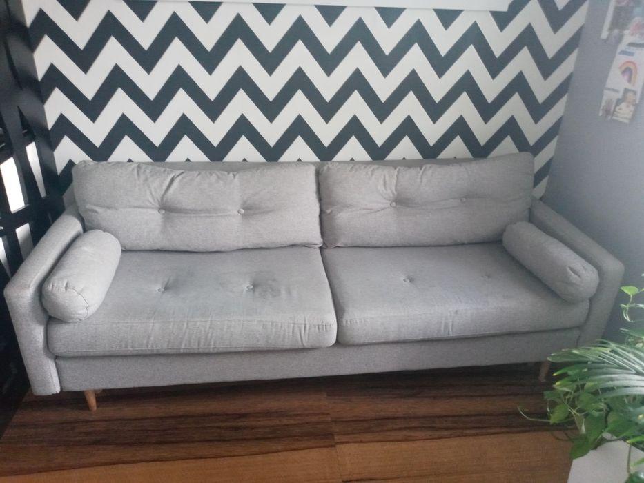 Szara kanapa / sofa Kraków - image 1